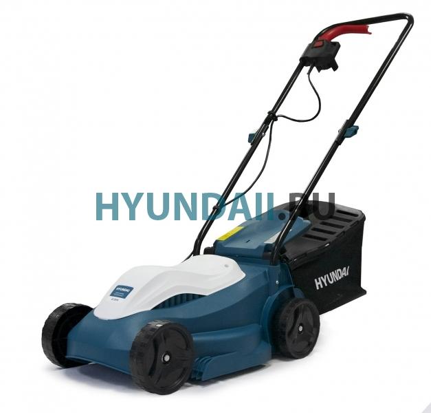 Электрическая газонокосилка Hyundai LE 3210