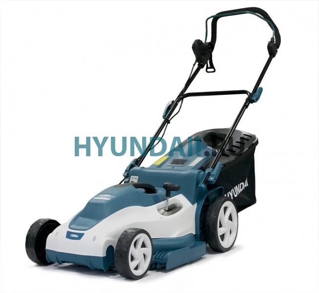 Электрическая газонокосилка Hyundai LE 4210