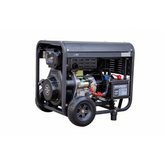 Дизельный генератор Hyundai DHY 8000LE-3