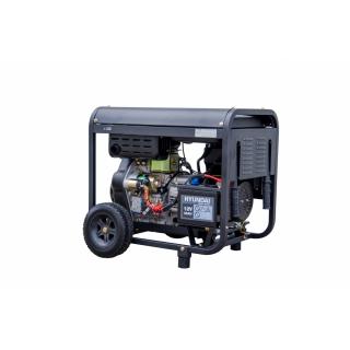 Дизельный генератор Hyundai DHY 8500LE-3